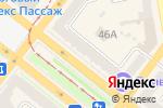 Схема проезда до компании Вишиванка в Днепре