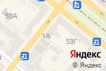 Схема проезда до компании Клиника ортодонтии им. профессора Данькова в Днепре