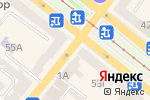 Схема проезда до компании АПТЕКА №1 в Днепре