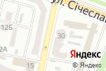 Схема проезда до компании THEATELIER в Днепре