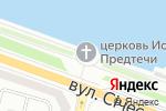 Схема проезда до компании Храм-памятник в честь Святого Иоанна Крестителя в Днепре