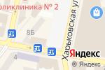 Схема проезда до компании Маленькая страна в Днепре