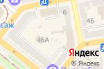 Схема проезда до компании Bodybuilding.ua в Днепре