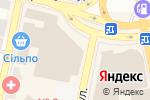 Схема проезда до компании Антошка в Днепре