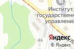 Схема проезда до компании 47 Атмосфер в Днепре