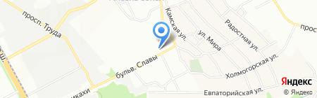 Аптека на карте Днепропетровска