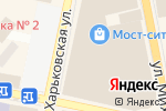 Схема проезда до компании S-optica в Днепре