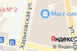 Схема проезда до компании Срібний вік в Днепре
