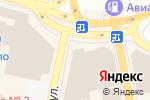 Схема проезда до компании Терминал самообслуживания, ProCredit Bank, ПАО ПроКредит Банк в Днепре