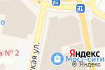 Схема проезда до компании UAmade в Днепре