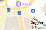 Схема проезда до компании МОРЕ ПИВА в Днепре