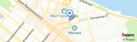 Днепр мастер техсервис на карте Днепропетровска
