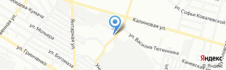 Lady Boss на карте Днепропетровска