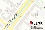 Схема проезда до компании Яхонт в Днепре
