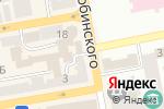 Схема проезда до компании АВ металл групп в Днепре
