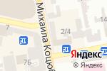 Схема проезда до компании Web-Sdk в Днепре