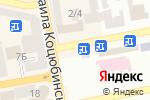 Схема проезда до компании Булочная №1 в Днепре