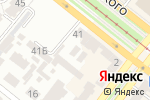 Схема проезда до компании Глодис в Днепре