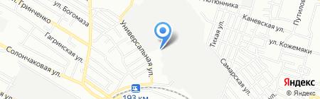 МЛАД ЧП на карте Днепропетровска