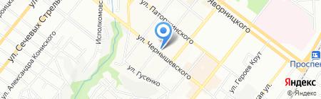Food wok на карте Днепропетровска