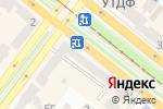 Схема проезда до компании ЕВРООПТИКА в Днепре