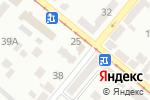 Схема проезда до компании Альфа в Днепре