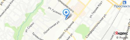 Для друзей на карте Днепропетровска