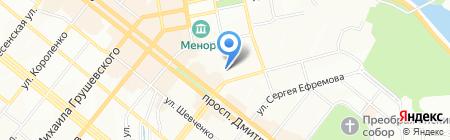 MAX MARA на карте Днепропетровска