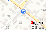 Схема проезда до компании Babyalavka в Днепре
