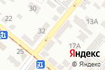 Схема проезда до компании Щит в Днепре