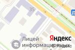 Схема проезда до компании Express Copy в Днепре