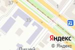 Схема проезда до компании Центр иностранных языков в Днепре