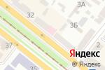 Схема проезда до компании GOLD LABEL в Днепре