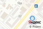 Схема проезда до компании СВІТЛОФОР в Днепре