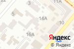 Схема проезда до компании Dzen Studio в Днепре
