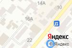 Схема проезда до компании Перно Рикар Украина, ДП в Днепре