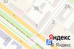 Схема проезда до компании Ухтышка в Днепре