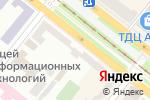 Схема проезда до компании Viva в Днепре