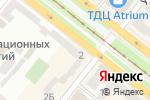Схема проезда до компании Терминал самообслуживания, ПУМБ, ПАО Первый Украинский Международный Банк в Днепре