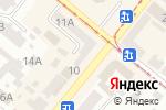 Схема проезда до компании Сеть салонов оптики в Днепре