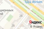 Схема проезда до компании Фармація, КП в Днепре