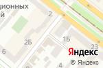 Схема проезда до компании Адвокат Козакова Н.Ю. в Днепре