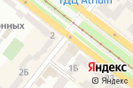 Схема проезда до компании Продуктовый магазин в Днепре