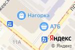 Схема проезда до компании Топ Шаурма в Днепре