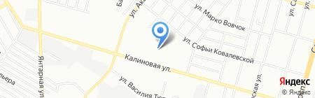 Дошкільний навчальний заклад №267 на карте Днепропетровска