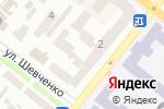 Схема проезда до компании Полиграф Полиграфович в Днепре