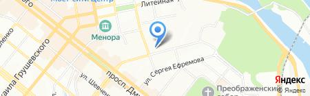 Sportgoods на карте Днепропетровска
