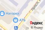 Схема проезда до компании Youssef в Днепре