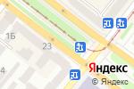 Схема проезда до компании DONER в Днепре