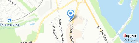 Імперія Краси на карте Днепропетровска